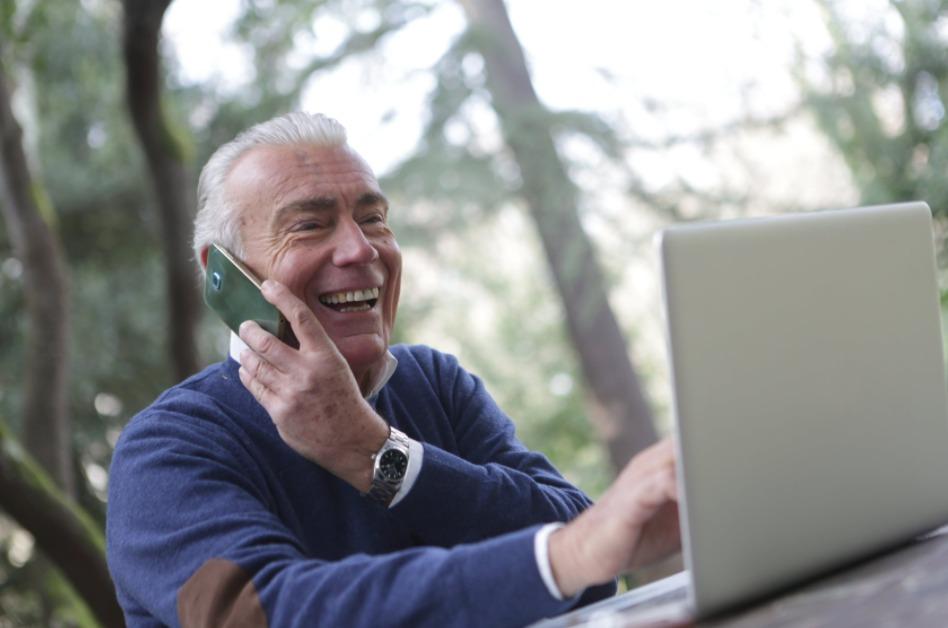 71歳でネットビジネスにチャレンジする男性と対談したらめちゃくちゃ刺激を受けたわ